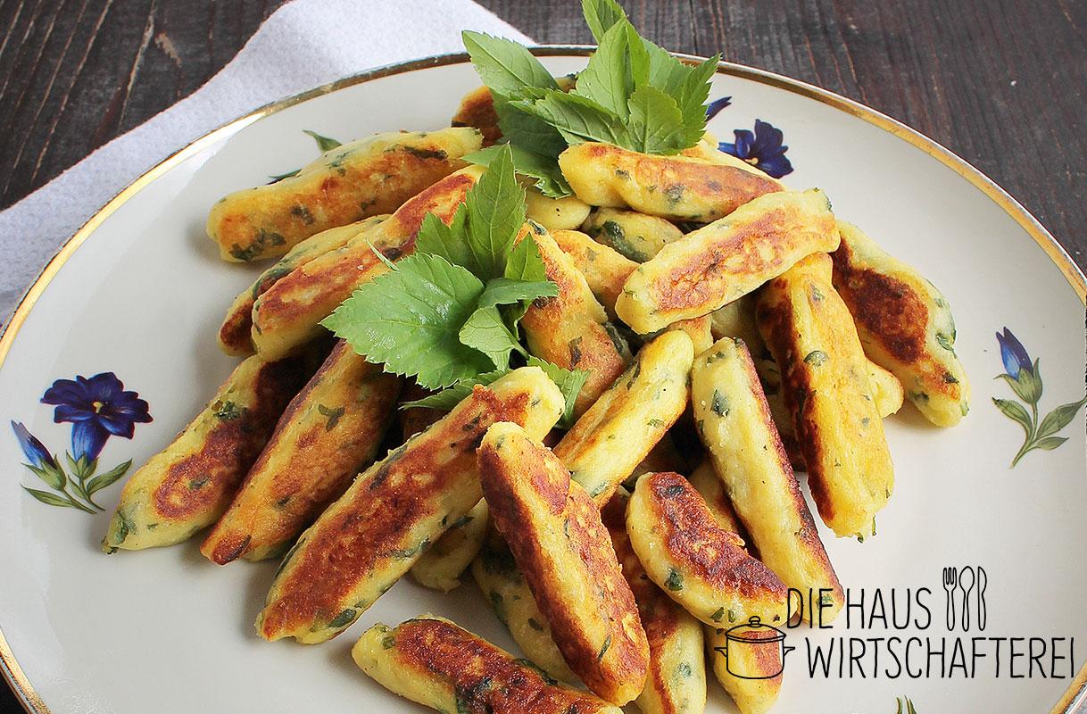 Kartoffel-Schupfnudeln
