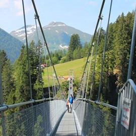 Familienwanderung zur SULZLALM im Lechtal