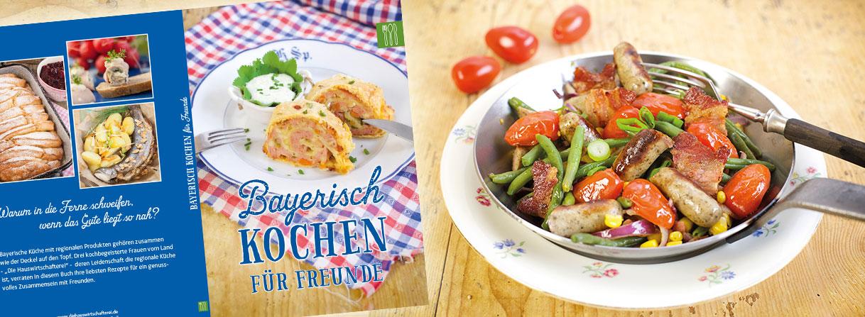 Bayerisch Kochen Buch