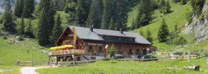 Urig und gemütlich: Füssener Hütte