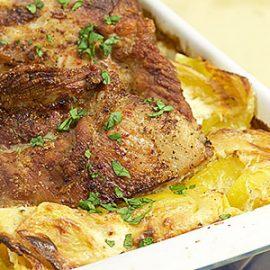 GOASSBRATL – ein Kartoffelrezept für ECHT BAYERN