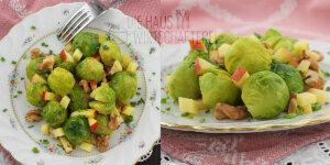 Rezept Rosenkohl Salat