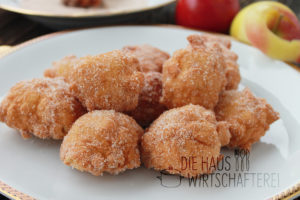 Rezept Apfelnocken Berliner