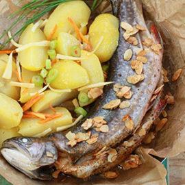 Fischrezepte zum Aschermittwoch