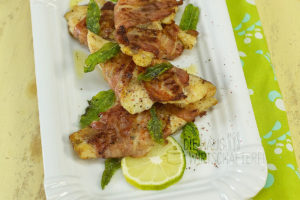 Fischrezept mediterrana