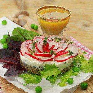 Rezept Snack mit Radieserl