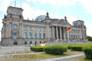 Berlin Reichstaggebäude