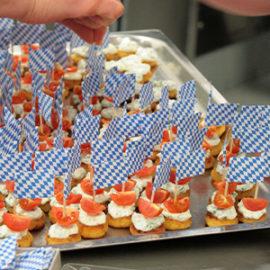 MILCHFRÜHLING in Berlin mit bayerischem Fingerfood