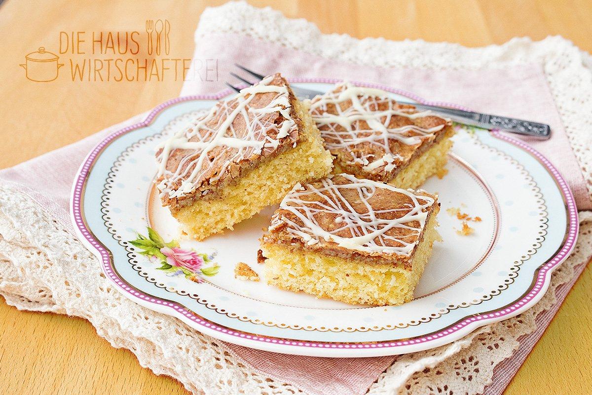 Rezept Blechkuchen