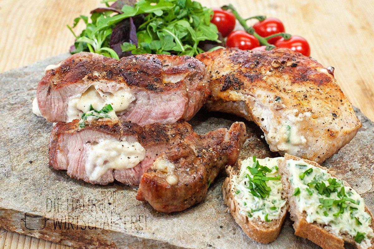 Grillrezept Steak