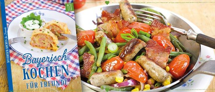 Rezept Bayerische Küche