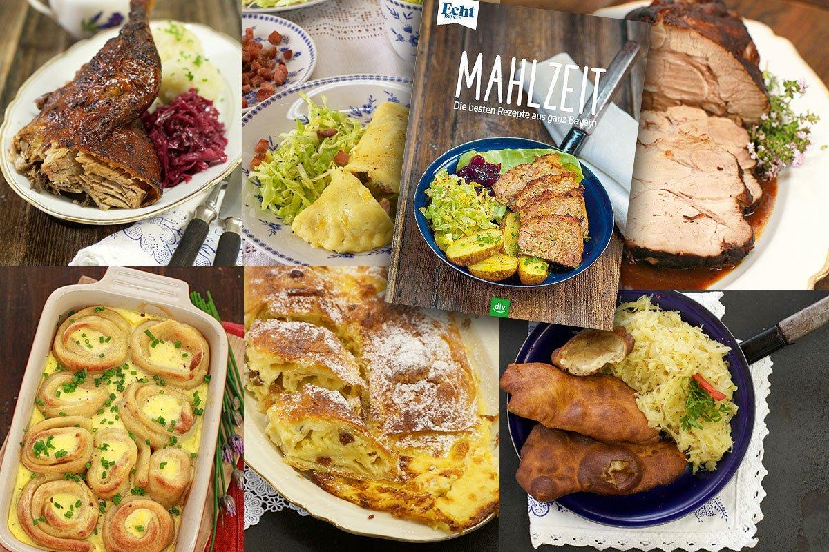 Echt Bayern Kochbuch – die hauswirtschafterei