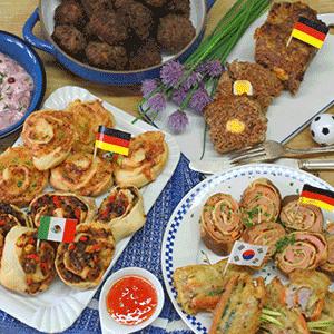 Fingerfood zur WM