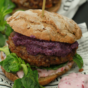 Superfood Wildburger