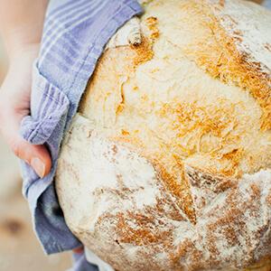 Rezept Brot selber backen