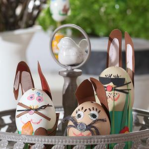 Ostern feiern mit Kindern