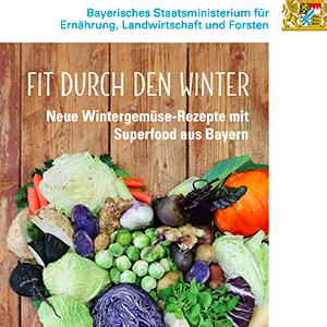Broschüre Wintergemüse
