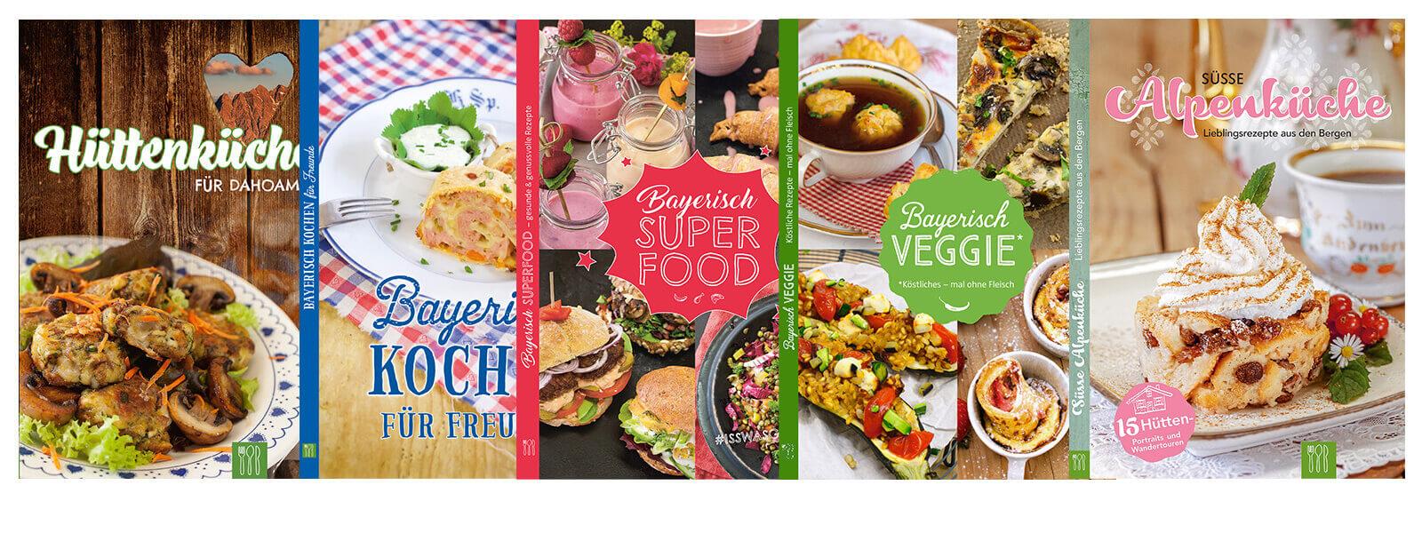 Hauswirtschafterei Kochbücher