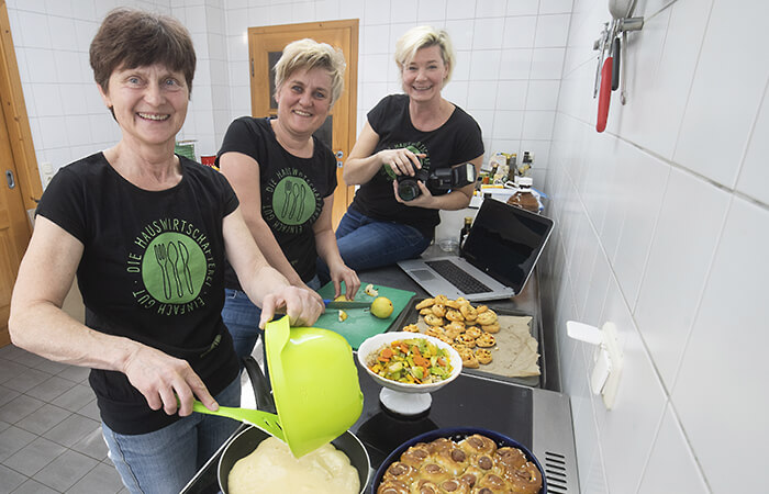 Die Hauswirtschafterei Team