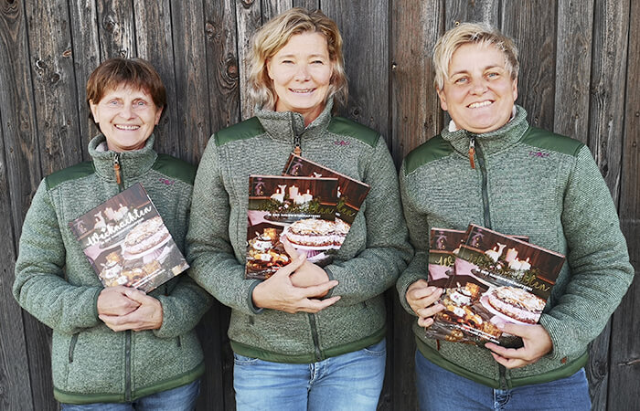 Die Hauswirtschafterei Weihnachtsbuch